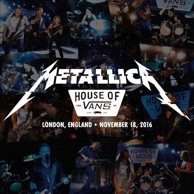 Livestream Metallica House Of Vans