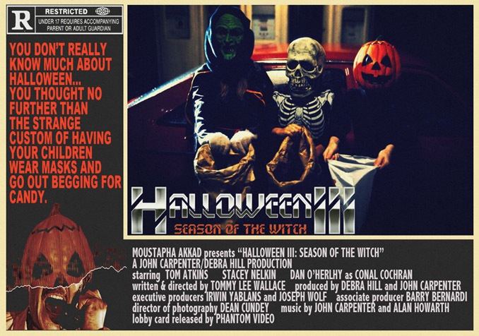 Dinner With Max Jenke: Retro-Shock Theater: Halloween III: Season ...