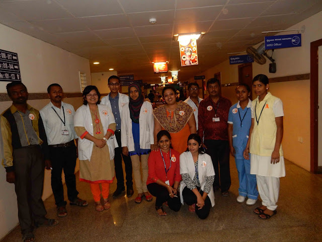 St Martha's Hospital Undertakes Various Activities to Support UN Orange Day Campaign