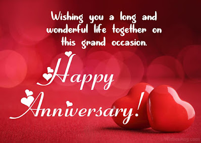 Amazing And Lovely Wedding Anniversary Message