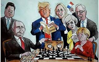 Putin desata el infierno estratégico en los EE.UU.
