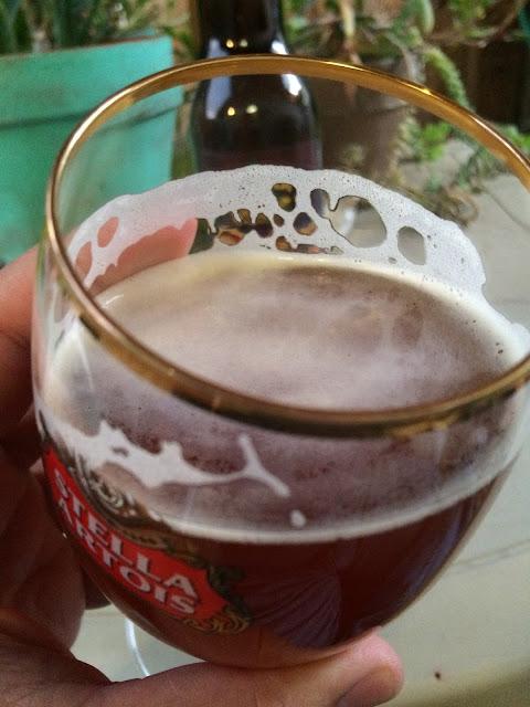 Lost Coast 25th Anniversary Belgian Ale 4