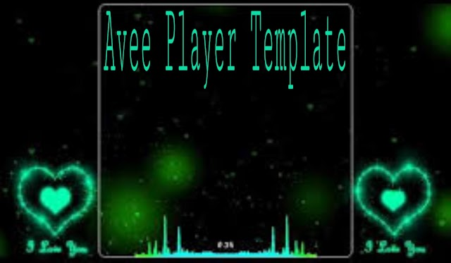 New Avee Player Template Download Link
