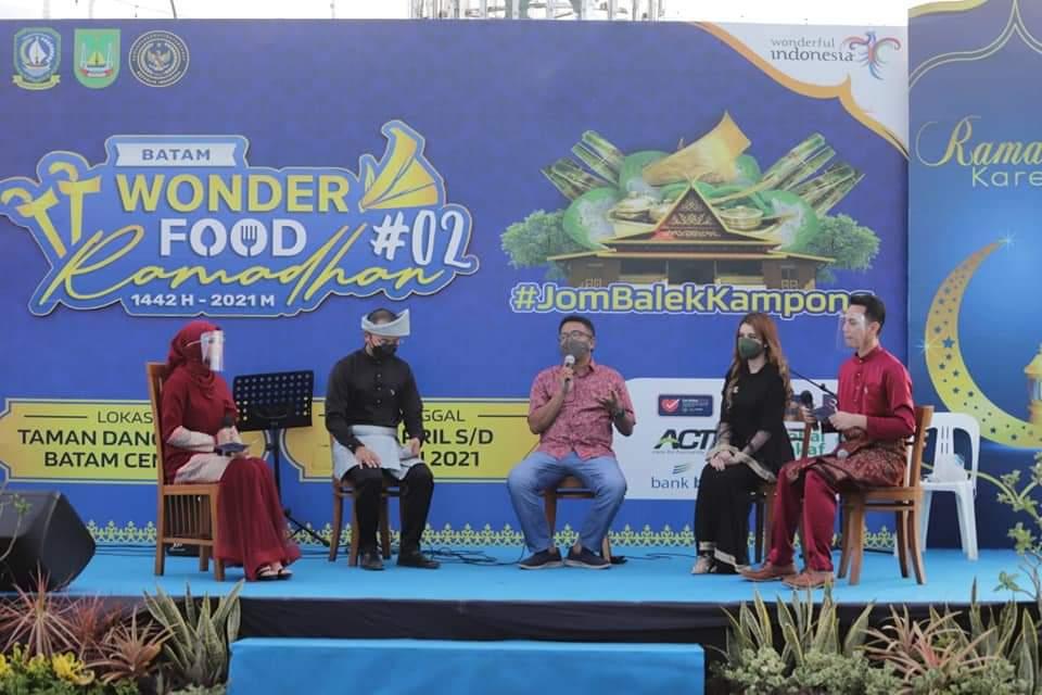 Batam Wonderfood Ramadhan-2 Meraup Omeset Ratusan Juta