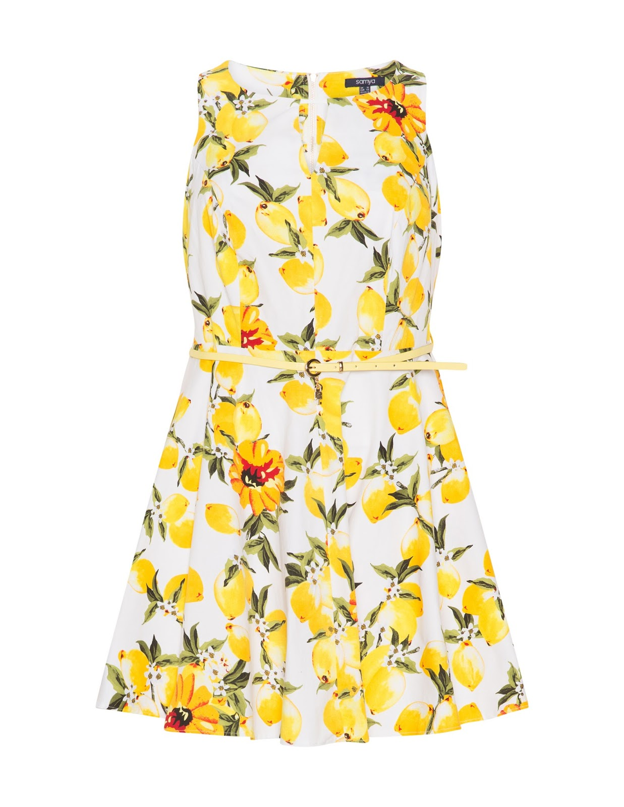 eac8641a Dressing the Petite Plus Apple #10...12 steps to styling the Fit and Flare  dress.