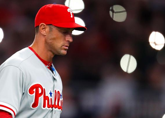 Phillies fall victim to the long ball in loss
