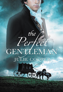 Book cover: The Perfect Gentleman by Julie Cooper