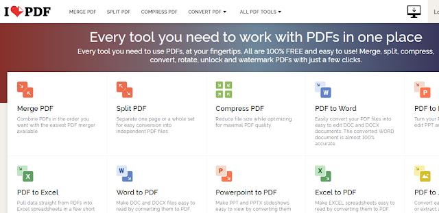 web based online pdf editor and converter