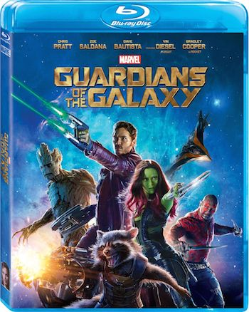 Guardians of the Galaxy 2014 Dual Audio BluRay Download