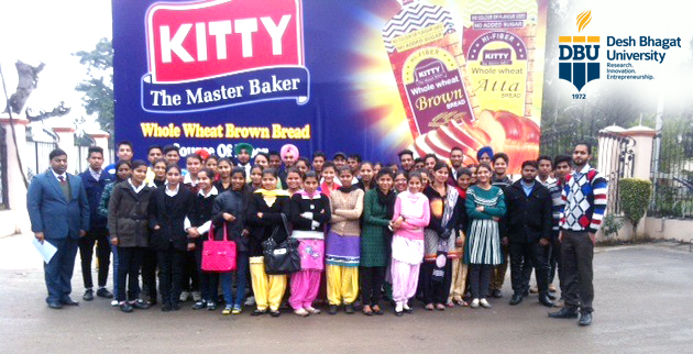 Best Food Technology Engineering College - Desh Bhagat University