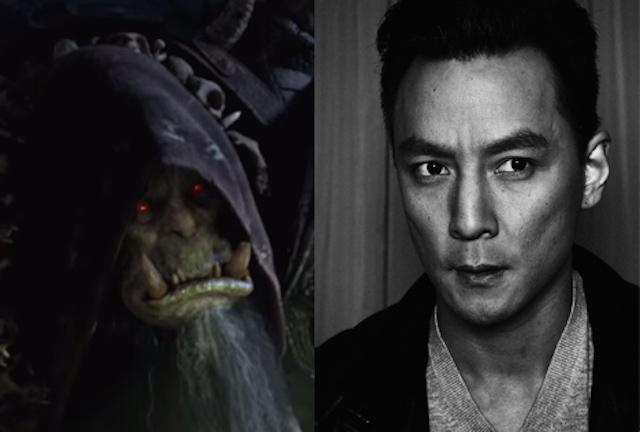 Daniel Wu Warcraft