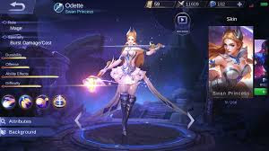 Download Terbaru Script Skin Zodiac Odette Full Effect Mobile Legends Patch