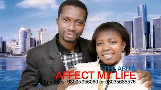 Affect My Life Breathe On Me Lyrics - The ABU's