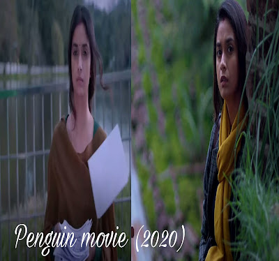 Penguin full Movie Download leaked by Filmywap, Filmyzilla, Tamilrockers 2020