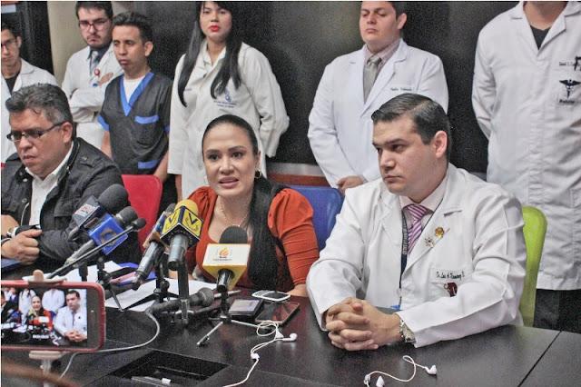 TÁCHIRA:  Gobierno del Táchira ha garantizado asistencia médica a más de Un millón 500 mil venezolanos.