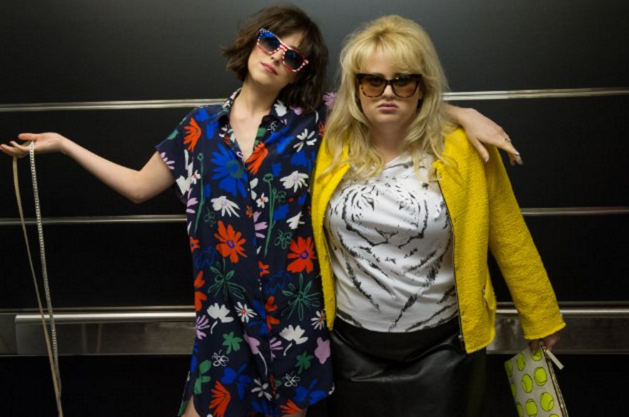 Feeling fuzzier a film blog film review how to be single how to be single stars an attractive quartet of female leads dakota johnson leslie mann rebel wilson and alison brie each leading lady is facing strife ccuart Gallery
