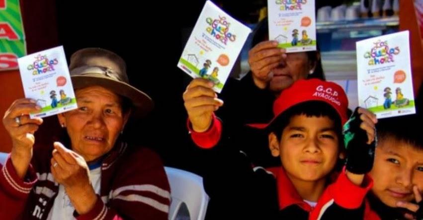 LOS ABUELOS AHORA: Concurso escolar de «Pensión 65» inculca la protección del adulto mayor - www.pension65.gob.pe