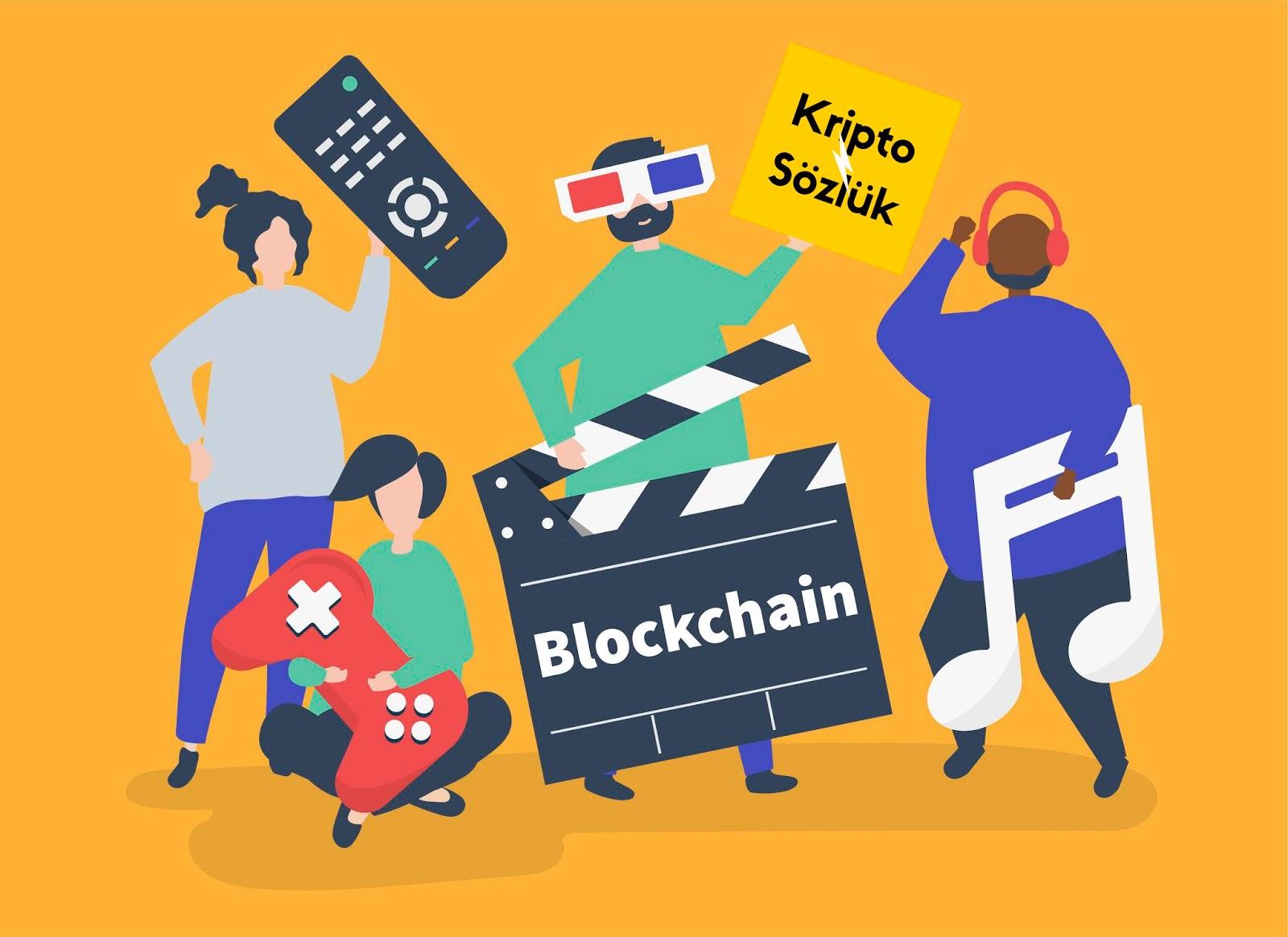 Blockchain, Eğlence Endüstrisini Nasıl Geliştirir?
