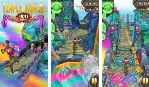 running game temple run 2