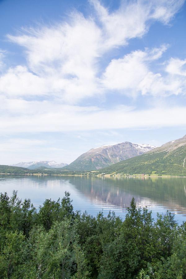 Vuonomaisema, Pohjois-Norja
