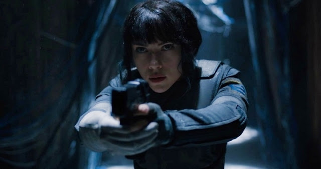 Scarlet Johansson protagoniza Ghost in the Shell
