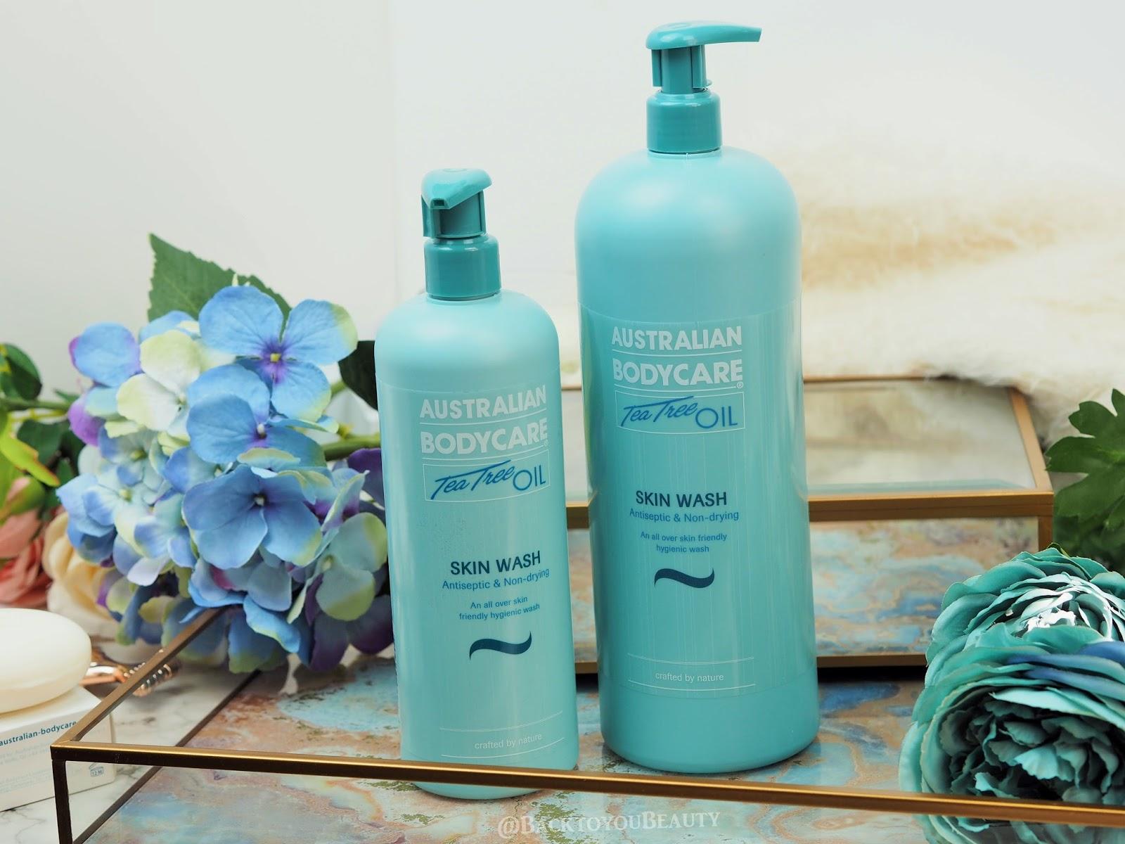 Australian Bodycare Skinwash Duo