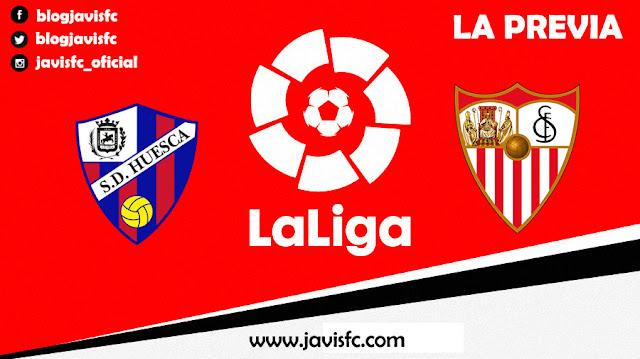 Previa Huesca - Sevilla FC