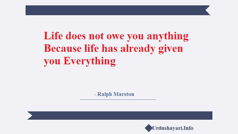 inspirational quotes about life, Simple Life, hd design