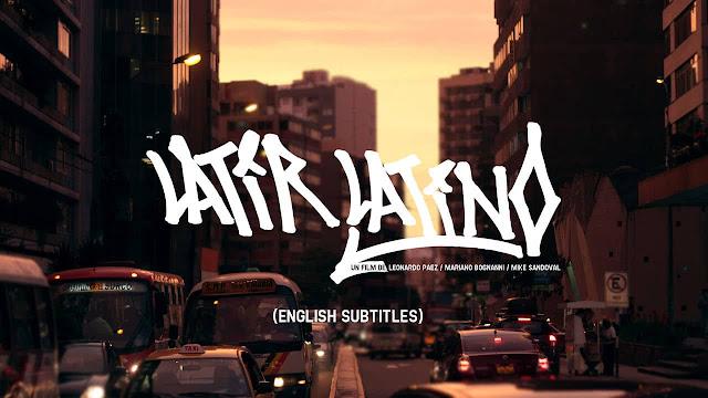 Un documental que recorre la musicalidad que se traduce a cada una de las paredes donde los artistas que hacen graffiti (o street art) usan como lienzo las calles y el paisaje cotidiano de las urbes.