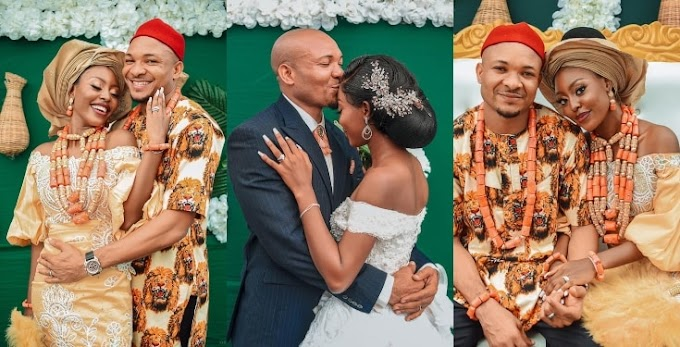 New Bride been attacked on Facebook, as Nigerian women rushed to her Facebook page to warn her of her husband