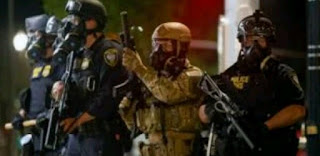 Portland's Mayor in Oregon orders federal troops to leave US city for abusive tactics against protesters