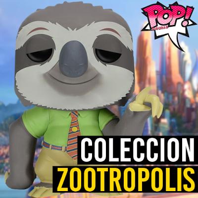 Lista de figuras funko pop de Funko POP Zootropolis