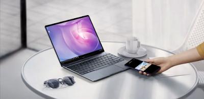 مواصفات و مميزات الحاسب المحول HUAWEI MateBook 13 لابتوب هواوي HUAWEI MateBook 13