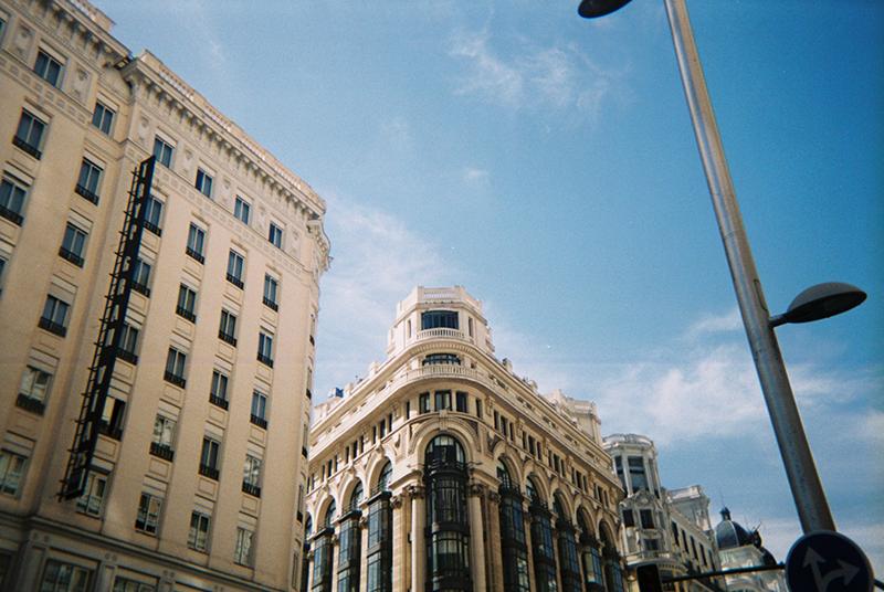 Madrid Postcards