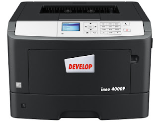 Download Driver Develop ineo 4000P