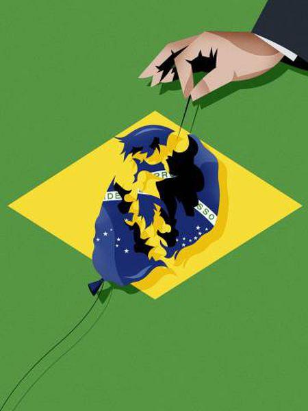 O Brasil à beira do precipício