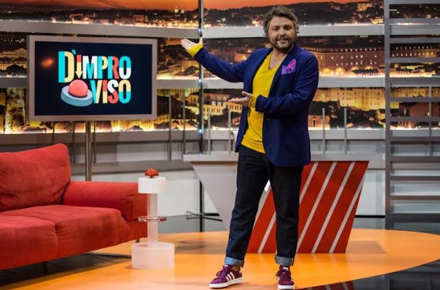 'D'Improviso' deu vitória à SIC este domingo