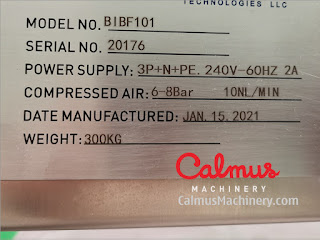 Details 3 of Bag-in-Box Filler BIBF101 Shipped to USA