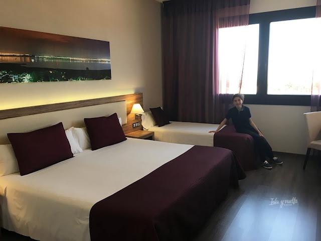 Hotel Doña Monse en la habitación