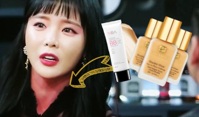 Kadın Kpop İdolleri Çok Fazla Fondöten İle Yakalanırsa