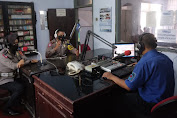 Hari ke-9 Operasi Patuh Maung 2021 Sat Lantas Polres Pandeglang Gelar Talkshow