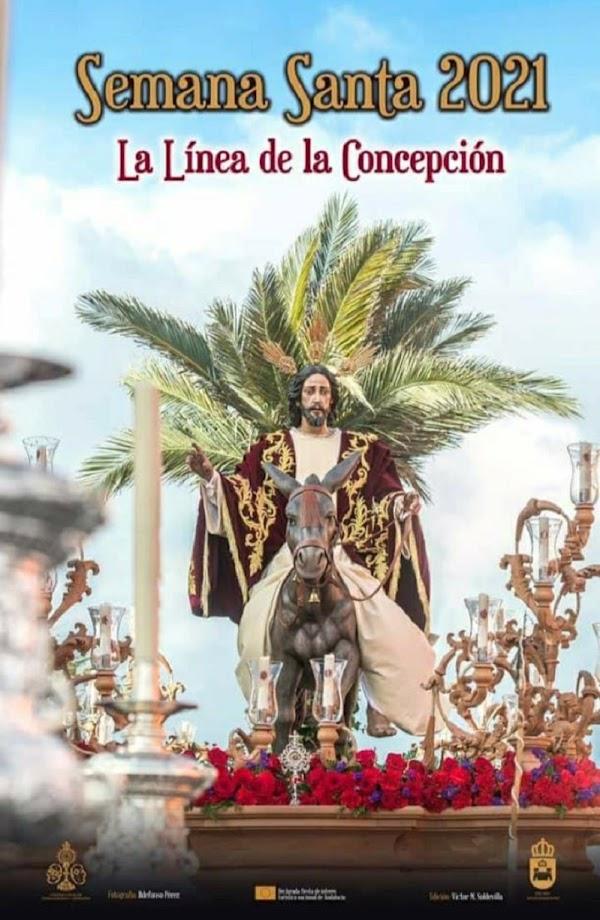 Presentado el Cartel de la Semana Santa de La Linea de la Concepción 2021