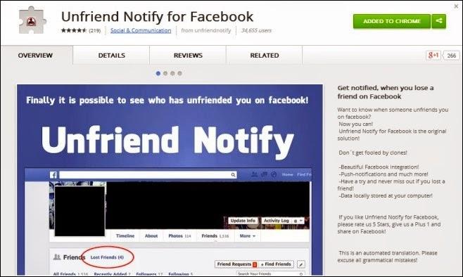 Làm sao để biết ai đã hủy kết bạn với mình trên Facebook