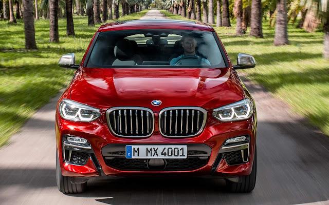 Novo BMW X4 2019