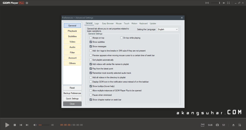Gratis Download Gom Player Plus Full Crack Terbaru