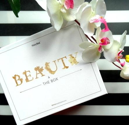 ShinyBox wrzesień 2015 Beauty& The box
