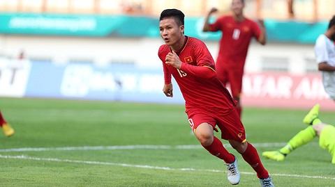 """Nguyễn Quang Hải đã trở nên nổi tiếng khi có bảng thành tích khá """"đồ sộ"""""""