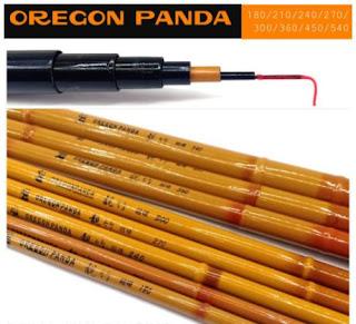 Joran Tegek Oregon Panda