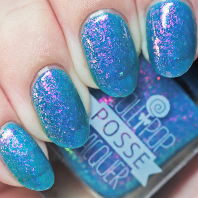 Lollipop Posse Lacquer Shivering Down Your Spine