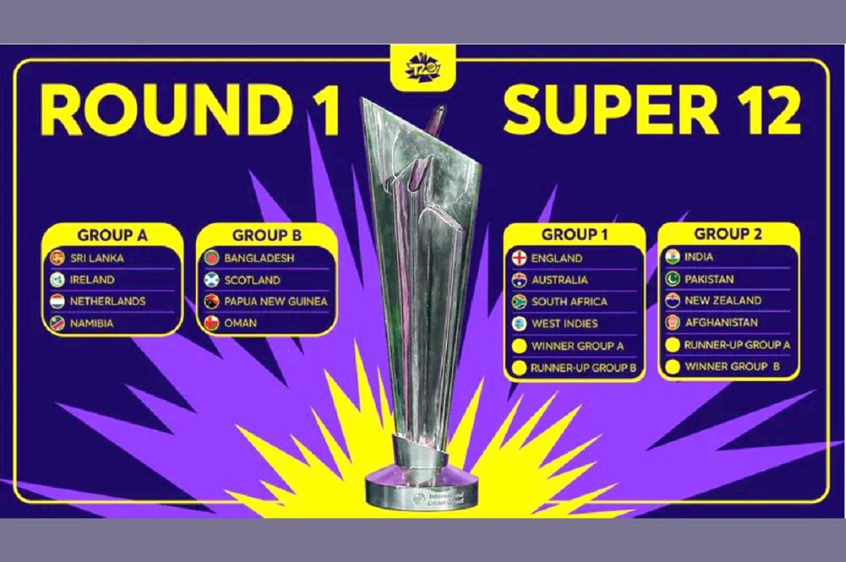 ICC T20 World Cup 2021 Fixtures Download | আইসিসি টি-২০ বিশ্বকাপ পূর্ণাঙ্গ সূচি